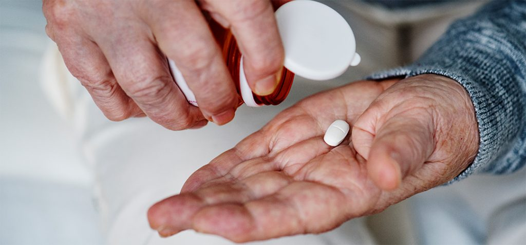 Opioid addiction in hospice patients to treat