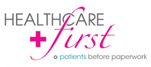 Health Care First Logo